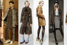 Leopard / There's no such thing as too much leopard.