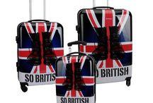 Sélection bagagerie / Les sacs de Juliette propose également en boutique une gamme de bagagerie, idéal pour partir en vacances !