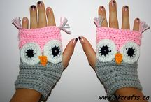 hekel handskoene