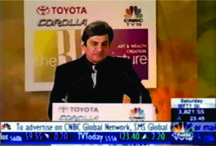 Mr.Ajay Seth on CNBC TV18 / Mr.Ajay Seth on CNBC TV18