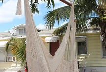 Hammocks for your patio / Great selection of fine made hammocks backed by 3 generations of hammock makers.  / by Pedro Almanza