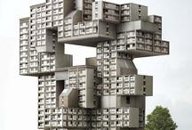 1000sassa architecture / by Gerold Brenner