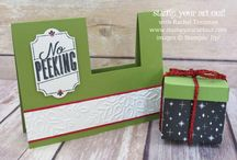 Merry Little Labels Stampin Up