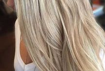 Blonde hair colors