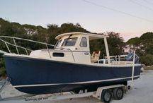 Eastern Boats 22 Sisu HT