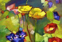 Kunst / Bloemen + Planten