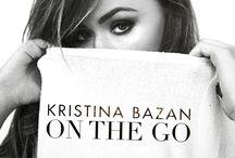 On the go - Kristina Bazan / On the Go - Kristina Bazan or Kayture