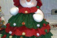 muñecos Decorativos