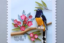 Colombia Stamps