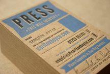 Letterpress resources