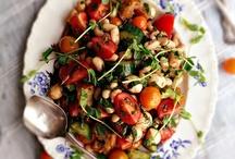 Ensaladas - salads / .