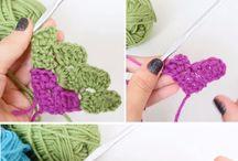 Crochet tecnics