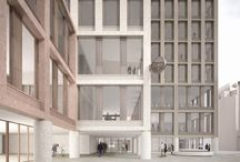 Architects, studios