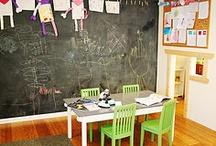 Homeschool Room Inspiration