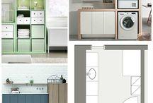 Laundry - zona lavanderia