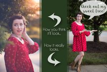 Take Better Photos - Snapping & Posing / Information about posing, camera settings and setups