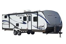 Shadow Cruiser / With Shadow Cruiser, we make it easy for families to go out and make memories that will last a lifetime. Because of our aluminum construction and feature packed travel trailers, Shadow Cruiser makes it stress-free for you and your family to pack up and hit the road. With offerings from smaller couple's campers to bunkhouses that sleep up to 10, Shadow Cruiser has the Ultra-lite choices you're looking for. http://cruiserrv.com/shadow-cruiser