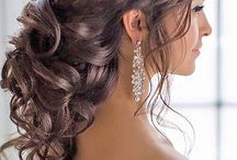 Bride - Hair Inspiration / Ideas ✨