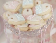 Baby shower ideas for a girl / by Holly Galanti Thompson