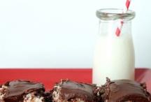 Brownies / by Jacqueline Schueler-Santiago