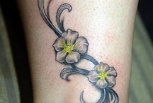 ankle tattoo / by Free Tattoo Designs