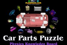 Physics Games / Games and puzzles including physics phenomenon and machine parts.