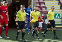 Dunfermline 8 Oct 16 / Pictures from the IRN-BRU 4th round game against Dunfermline Athletic. Match played at East End Park on Saturday 8 October 2016. Dunfermline won the game 2-1.