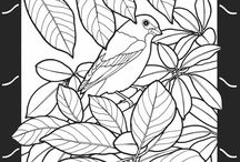 COLORING PAGES / by Jackie Price