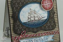 Stamping - Birthday / by Melanie Simington