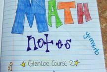 Math / by Melissa D