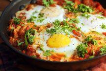 Tomatoes & Eggs