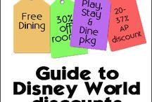 Disney Planning: Saving $ & Resort Info