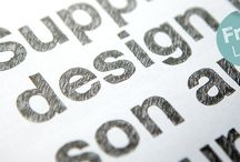 To Type / Fabulously fresh fonts and typefaces.