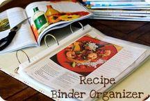 Recipes / by Christine Carter