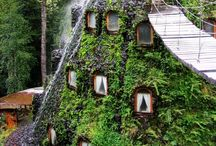 The World's Most Unusual Hotels / Unusual hotels with interesting or unique design