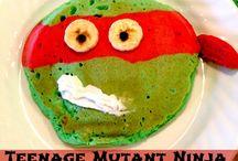 Ninja pancake / Food