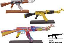 AK47 Peace Edition