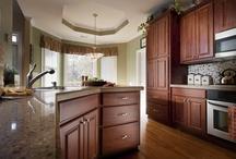 Kitchens / by Granite Transformations Tulsa