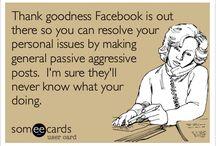 Karma, Drama & Facebook