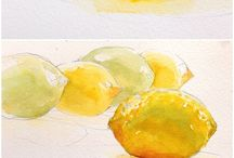 How to in watercolours