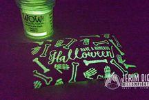 Halloween Stampin up - made by jerim dickins(willowpiggy)