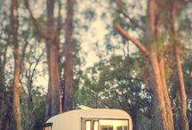 I dream of glamping... / Camping my way.