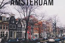 {travel} Amsterdam