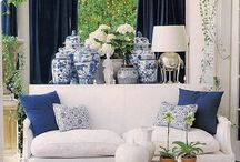 Blue & White / by Susan Pate