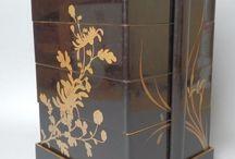 Japanese Lacquerware/漆器