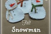 Holiday crafts / craft projects / by Lori Fritz