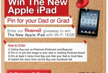 Buy.com Dad or Grad Giveaway / by Mama-Nikki Vosburgh
