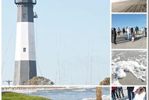 Vacation June 2014 / Vacation Tybee Island 2014 / by Rachele S.