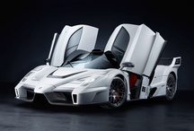 \\ Super Car NOW! \\ / いまどきのスーパースポーツカー / by toratousagi