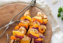 Nederlandse BBQ recepten / Hét bord voor de lekkerste recepten van de BBQ van Nederlandse foodbloggers.   Wil je meepinnen op dit bord? Stuur dan even een mailtje naar info@eefkooktzo.nl